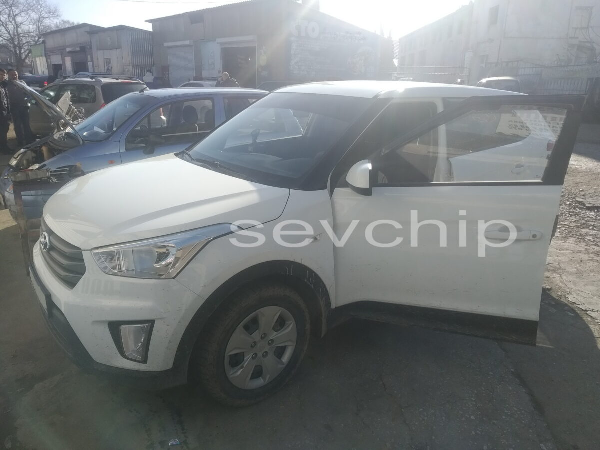 Hyundai Creta 1.6 MT 2019