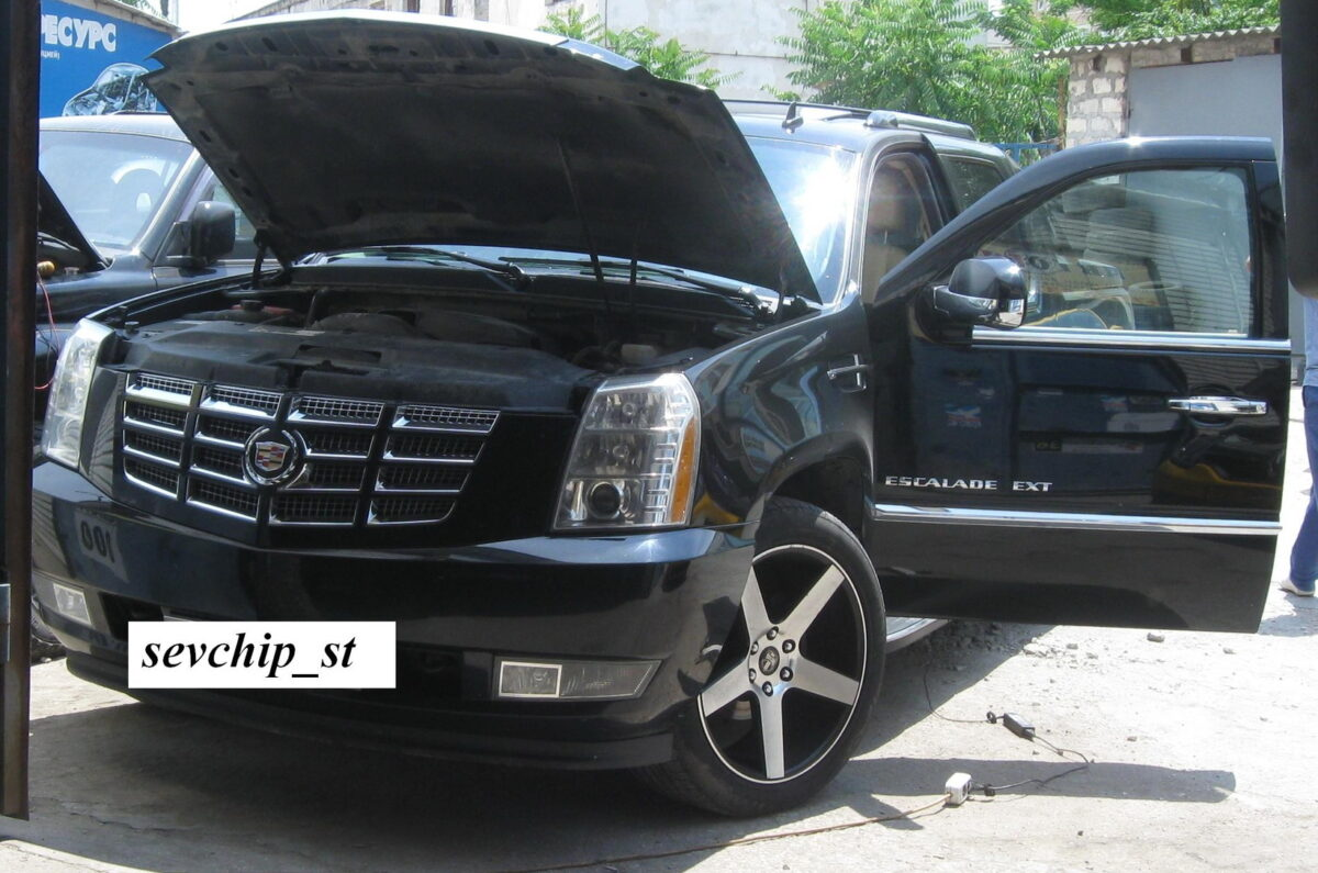 Cadillac Escalade EXT 6.2L USA