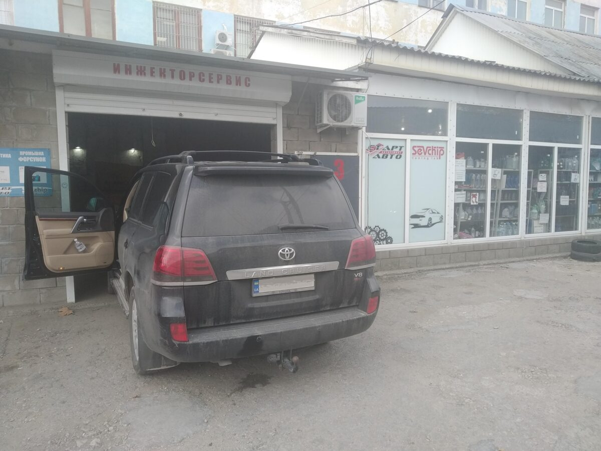 Toyota Land Cruiser 200 4.5 diesel 2008 гв