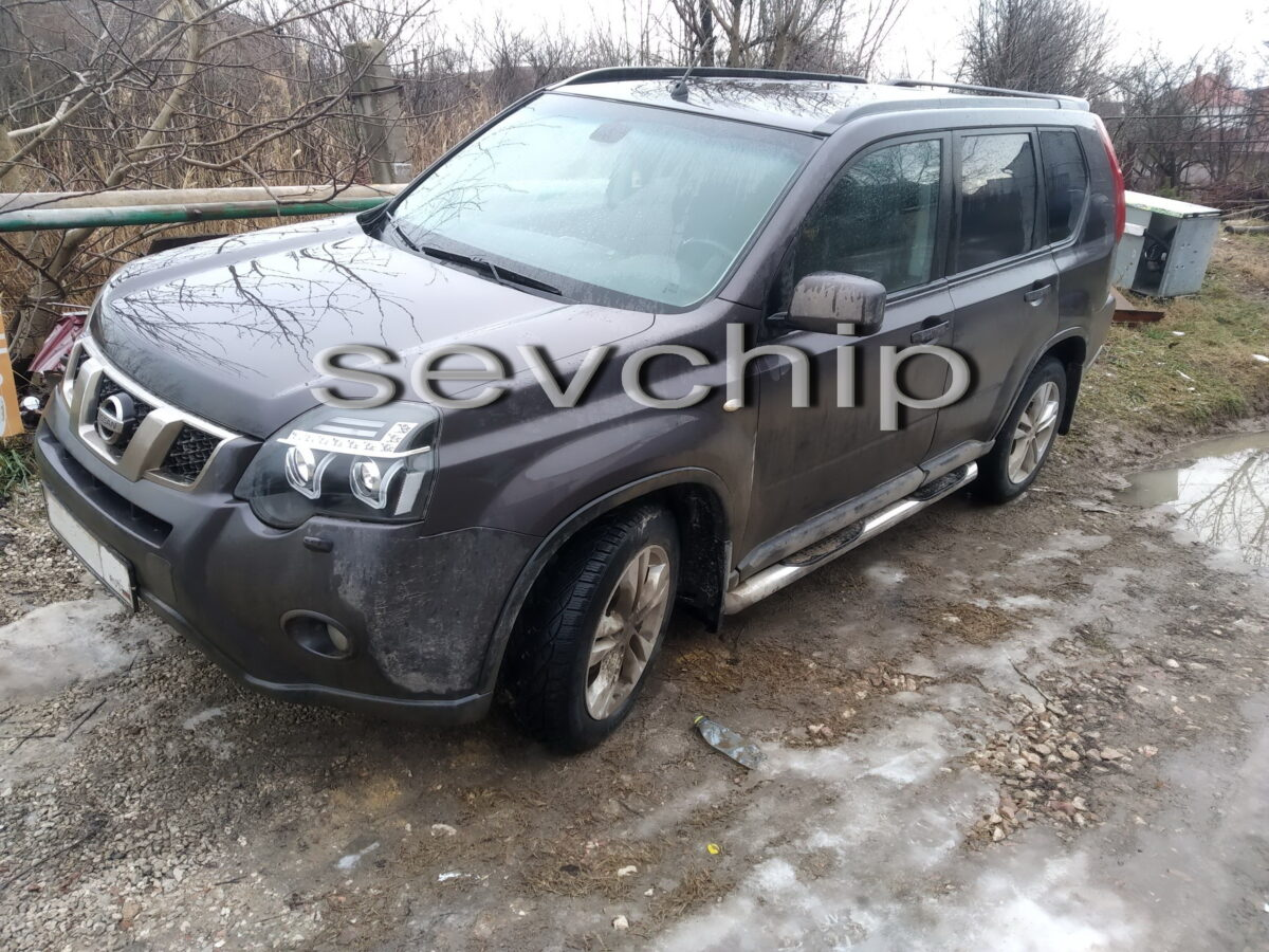 Nissan X-Trail 2.0 Dci 2012 год